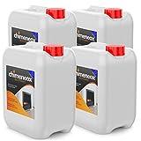 20 Litros Bioetanol para Chimeneas Etanol de origen Vegetal en Garrafas de 5 Litros