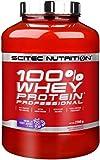 Whey Protein Prof. 2350g van. very berr