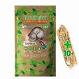 Eritritol 1Kg 100% Natural Edulcorante Cero Calorias DulciLight. Ideal para Reposteria, y Dietas. DulciLight el Sabor Natural del Azúcar.