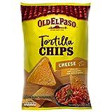 Old El Paso Nachos Queso, 185g
