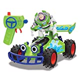 Dickie Toys- Toys Toy Story 4 Buggy Buzz radiocontrol, Multicolor (3154000)
