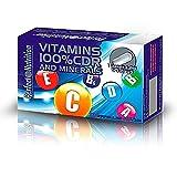 Perfect Nutrition Vitamins & Minerals 100% Vnr - 700 gr