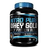 BioTech USA - Nitro Pure Whey, 2270g Fresa