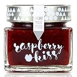 Lorusso Mermelada de Frambuesa Ecológica 'Raspberry Kiss' (80% Fruta) 305 g