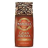 Marcilla Café Grano Gran Aroma Mezcla, 1 Kg