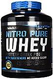 BioTech Nitro Pure Whey Proteínas Sabor Bourbon Vainilla - 2270 gr