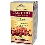 Solgar Cran Flora AráNdano Rojo CáPsulas Vegetales - Envase de 60