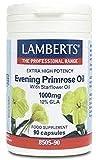 Aceite de Primula 90 cápsulas de 1000 mg de Lamberts
