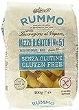 Rigantoni Sin Gluten Rummo 400 G.